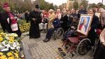 Niepełnosprawni - Ojcu Świętemu