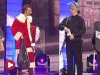 KMP - Mikołaj i milicja (Kabaretowa Noc Listopadowa 2008) [TVP]