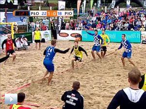 Plażowa piłka ręczna: finały Pucharu Polski