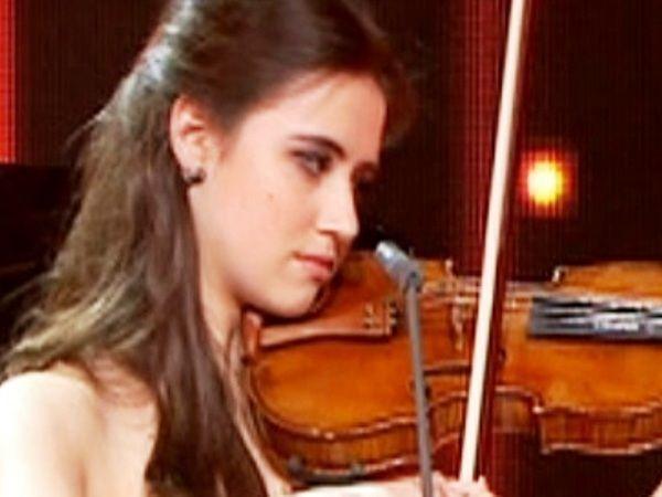 Julia Wrońska – skrzypce