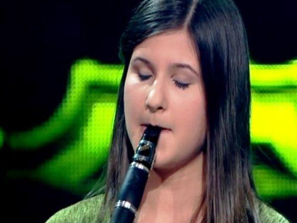Agata Piątek – klarnet