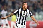 Carlos Tevez strzelił dwa gole, a Juventus pokonał Malmoe 2:0 (fot. Getty Images)