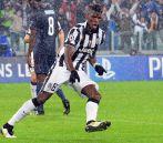 W grupie A planowane zwycięstwa odnieśli faworyci. Juventus odwrócił losy meczu i pokonał Olympiakos 3:2 (fot. Getty)