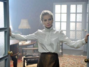 W roli głównej wystąpiła Magdalena Cielecka (fot. Jan Bogacz/TVP)