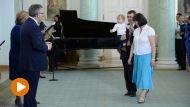 Prezydent uhonorował rodziny wielodzietne i zastępcze