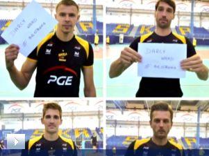 """""""#Stay Strong Darcy"""": sportowcy z całego świata wspierają Warda"""