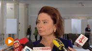 Rzeczniczka rządu Małgorzata Kidawa-Błońska (fot. TVP)
