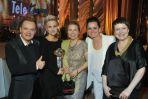 """Czytelnicy """"Tele Tygodnia"""" i telewidzowie już po raz 16 wybrali zwycięzców gali (fot. J. Bogacz/TVP)"""