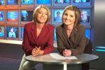 Z Małgorzatą Wyszyńską - Teleexpress ' 2006