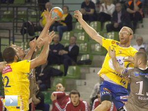 Piłkarze Vive trenują. Przed nimi trudny mecz w Skopje