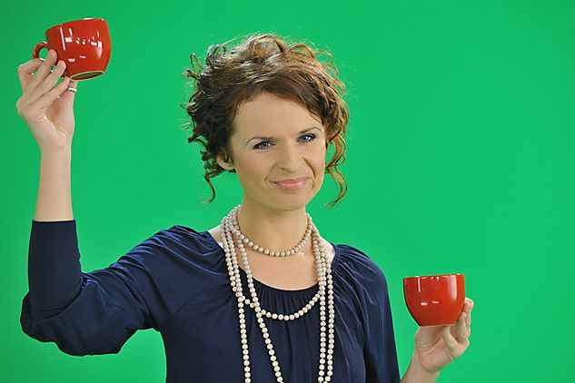 Monika Białek (Fot. Jan Bogacz/TVP)