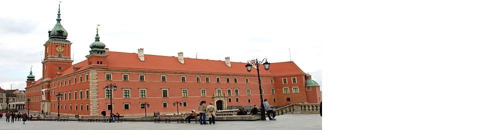 Zamek Królewski Warszawa