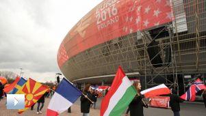 Mistrzostwa Europy organizacyjnym mistrzostwem świata