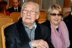 Uroczystość obserwował także reżyser Andrzej Wajda (fot. I. Sobieszczuk/TVP)