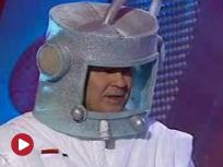 Koń Polski - Robot Mario 1 i Badziewiak - Frania (Koszalin 2010) [TVP]