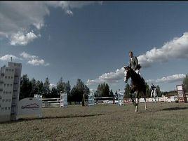 Czwarta kwalifikacja  do Pucharu Podkarpacia w skokach konnych