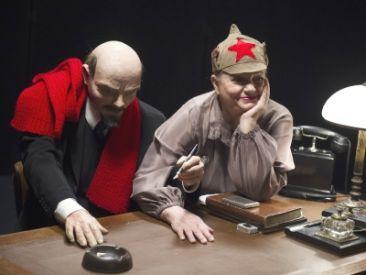 Scena ze spektaklu (fot. Jan Bogacz)