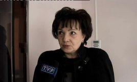 Elżbieta Witek - posłanka  z  pobliskiego Jawora - jest przeciwniczką wiatraków