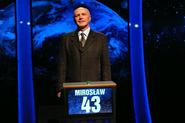 """Mirosław Gutknecht - zwycięzca 2 odc. 77 edycji """"Jeden z dziesięciu"""""""