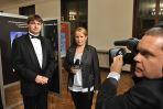 Obecnie odbywa również studia na wydziale dyrygenckim (fot. Jan Bogacz/TVP)