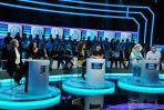 W studiu TVP1 rywalizowały ze sobą gwiazdy (fot. J. Bogacz/TVP)
