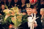Przez wiele lat komentował Konkursy Chopinowskie (fot. TVP)