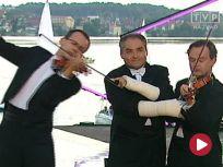 Grupa MoCarta - Muzyka z Podhala / Połamani (XI MNK 2009) [TVP]