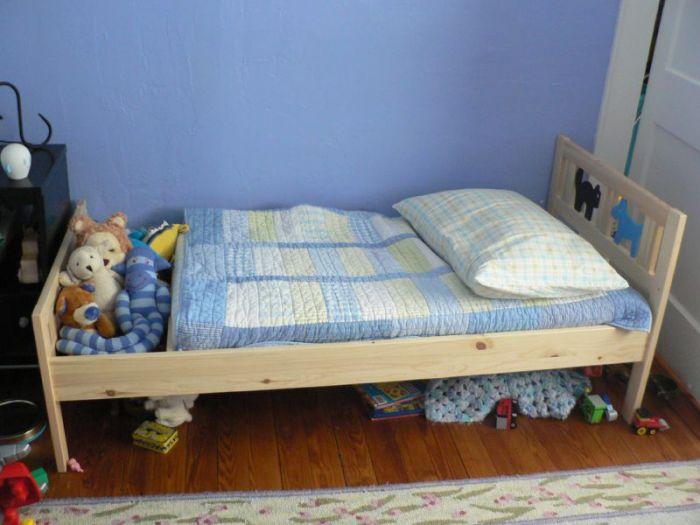 Сделать детскую кровать