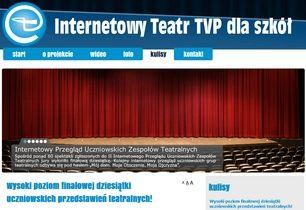 Internetowy teatr TVP dla szkół (c)