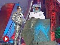 Koń Polski - Robot Mario 1 i Badziewiak (Koszalin 2010) [TVP]
