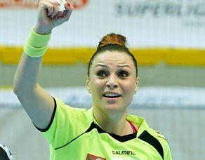 Alesia Mihdaliova (fot. PAP)