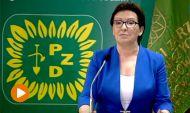 Premier Ewa Kopacz na zjeździe działkowców