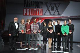 """To już 20. jubileuszowa gala rozdania Paszportów """"Polityki"""" (fot. Jan Bogacz/TVP) (c)"""