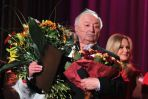Bohdan Łazuka świętował 50-lecie kariery scenicznej (fot. Jan Bogacz/TVP)