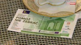 Miasto chce uświadomić restauratorom i ich gościom, że dając pieniądze  -  szkodzą dziecku.