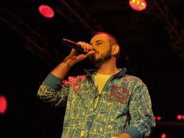 AbradAb jest uznawany jest za jednego z najbardziej oryginalnych raperów (fot. PAT)