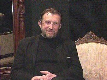 Edward Linde Lubaszenko (fot. arch. TVP)