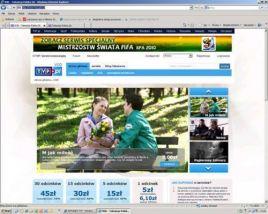 Vod.tvp.pl ma Vod.tvp.pl w swojej ofercie najwięcej polskich seriali na rynku.