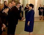 Teresa Piotrowska zaprzysiężona na szefową MSW