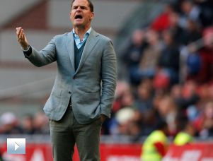 De Boer: mogliśmy zagrać jeszcze lepiej