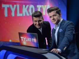 Teleturniej poprowadzą Tomasz Kammel i Radosław Kotarski (fot. TVP)