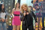 Wizytówką Bonnie Tyler jest charakterystyczna chrypka (Fot. Jan Bogacz/TVP)