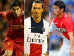 Przedstawiamy zestawienie 10 piłkarzy, za których łącznie kluby zapłaciły najwięcej (fot. Getty Images)