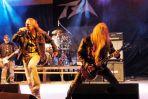 Artysta jest wokalistą legendarnego zespołu TSA, który wywarł ogromny wpływ na muzykę rockową w Polsce (fot. PAP)