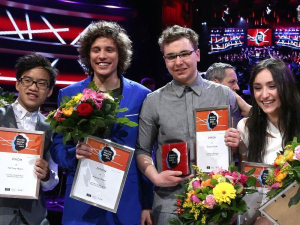 Koncert finałowy konkursu Młody Muzyk Roku 2014
