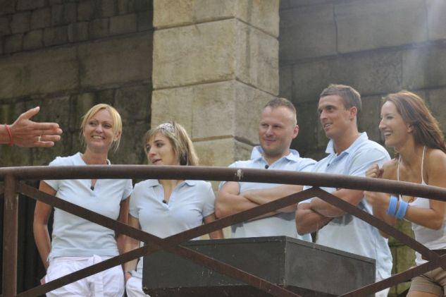 Drużyna Justyny Steczkowskiej 12