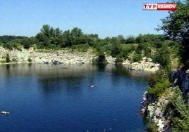 Okolice zalewu na Zakrzówku są jednym z najbardziej niebezpiecznych miejsc w Krakowie