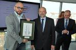 """Zespół """"Po Prostu"""" został doceniony za rekord oglądalności z 15 stycznia w kategorii program publicystyczny (fot. Jan Bogacz/TVP"""