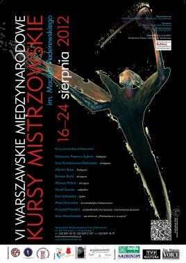 Warszawskie Międzynarodowe Kursy Mistrzowskie odbyły się po raz pierwszy w 2006 roku w Zespole Państwowych Szkół Muzycznych nr 4