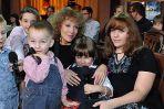 Alicja Majewska z dziećmi (fot. J. Bogacz/TVP)